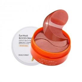 Патчі гідрогелеві з червоним апельсином IMAGES Blood Orange Eye Mask (60 шт)