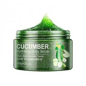 Скраб для тіла з огірком BIOAQUA Cucumber Hydrating Body Scrub (120 мл)