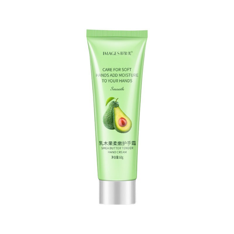 Крем для рук с экстрактом авокадо IMAGES Shea Butter Tender Hand Cream (60 мл)
