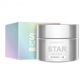 Маска пленка с блестками и звездочками IMAGES Star Mask Dream Fantasy Starry Sky Tearing Facial Mask
