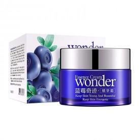 Крем для лица с экстрактом черники Bioaqua Wonder Essence Cream