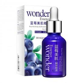 Сыворотка с экстрактом черники Bioaqua Wonder Essence для всех типов кожи