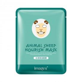 Маска тканевая c мордочкой барашка IMAGES Animal Sheep Nourish Mask