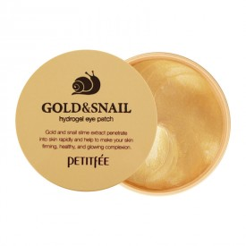 Petitfee&Koelf Gold & Snail Hydrogel Eye Patch