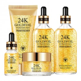 Набор IMAGES Beauty 24K Goldfoil