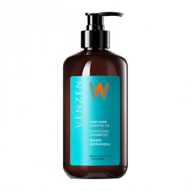 Шампунь c аргановым маслом VENZEN Hair Care Essential Oil Moroccanoil Shampoo (480 мл)
